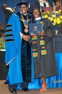 Kecha Graduation